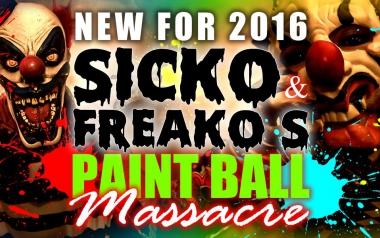 Sicko and Freako's Paintball Massacre
