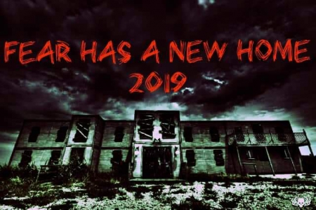 #1 ANNUAL TERRORPLEX HAUNTED HOUSE