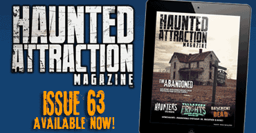 Haunted Attraction Magazine