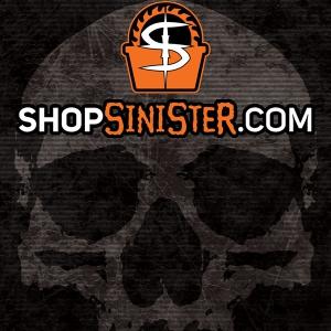 ShopSinister.com : The Web Store of Dark Artist Chad Savage