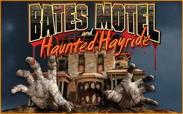 Arasapha Farms Haunted Hayride and Bates Motel