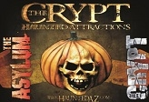 Crypt Haunted Attractions-Fiesta Mall